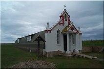 HY4800 : Italian Chapel, Lambholm by Ian Smith