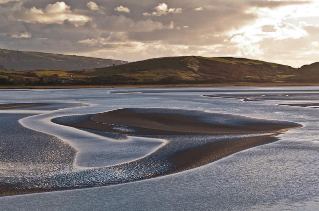 The estuary at Portmeirion