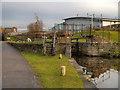 SJ8698 : Ashton Canal, Lock 4 (Beswick Bottom Lock) by David Dixon