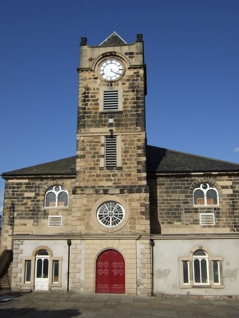 St Hilda's church, South Shields