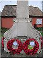 TL4762 : Milton War Memorial by Hugh Venables