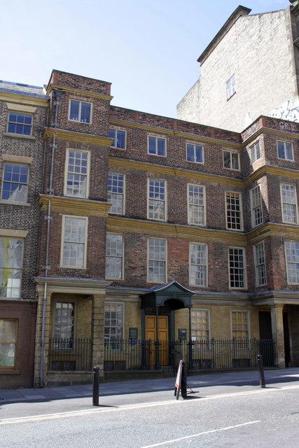 Alderman Fenwick's House, #98 Pilgrim Street