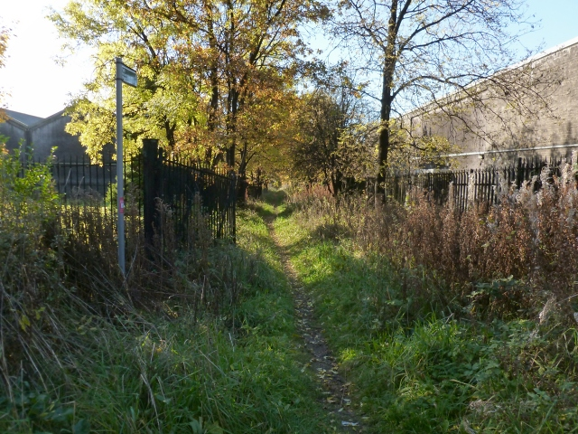 Path to the Dumbuck Hotel