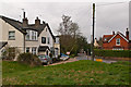 TQ2255 : Deans Lane by Ian Capper