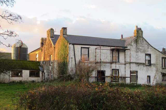 New Hall Farm House
