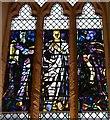 TQ7908 : Chancel Window, St Leonard's Parish Church by Julian P Guffogg