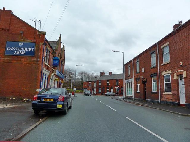 Canterbury Street, Ashton-Under-Lyne