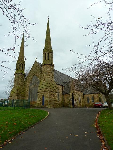 St James Church, Ashton-Under-Lyne