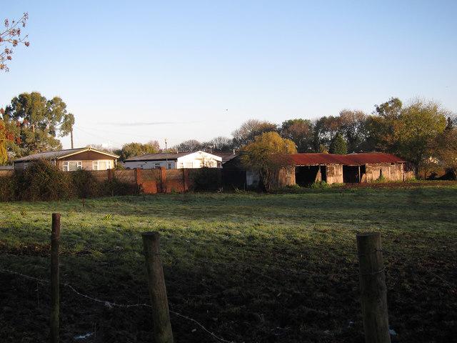 Park homes, Longstanton