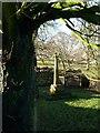 SK1376 : Wheston Cross by Graham Hogg