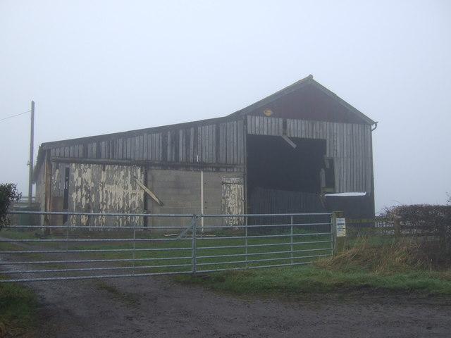 Barn, Low Entercommon