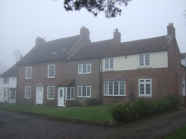 Cottages, Great Smeaton