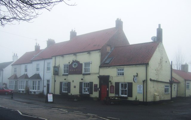 The Black Bull, Great Smeaton