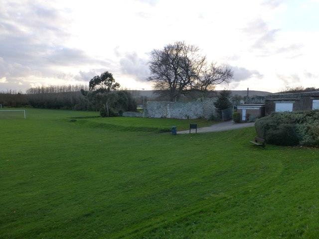 Priory Park, Lewes