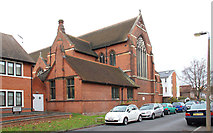 TQ1472 : All Saints, Campbell Road by John Salmon