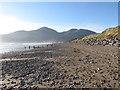 J3932 : View south-west along Murlough Beach by Eric Jones