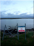 TQ8596 : River Crouch by terry joyce