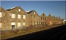 SU1484 : STEAM from the railway by Derek Harper