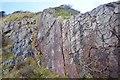 SD1878 : Hodbarrow Point Hematite Deposit by Ashley Dace