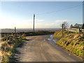 SJ9890 : Approaching Smithy Lane by David Dixon