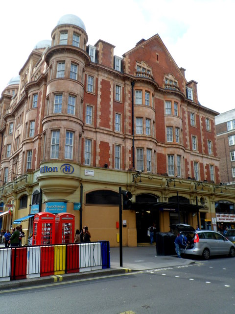 Hilton Hotel Hyde Park London Reviews