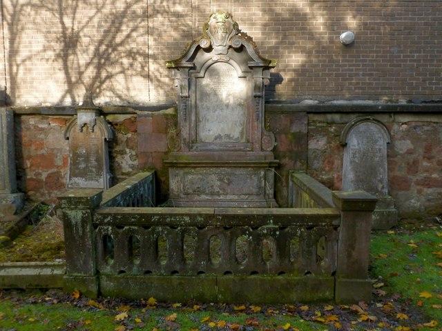 The Barlas/Forrest Memorial