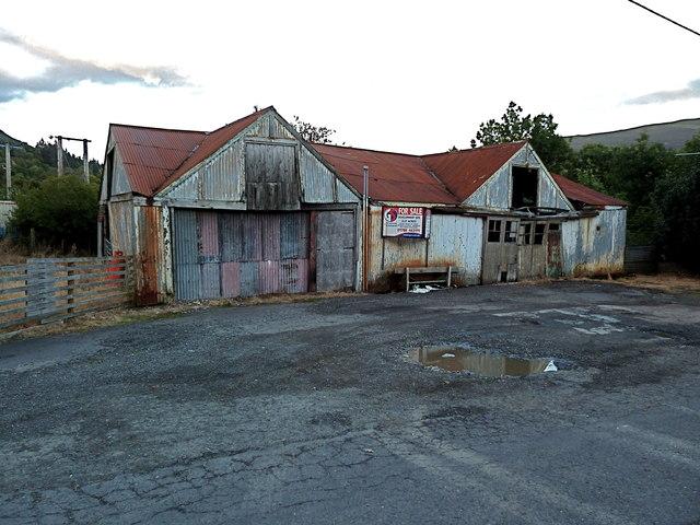 Derelict building for sale in Lochearnhead