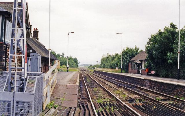 Askam Station