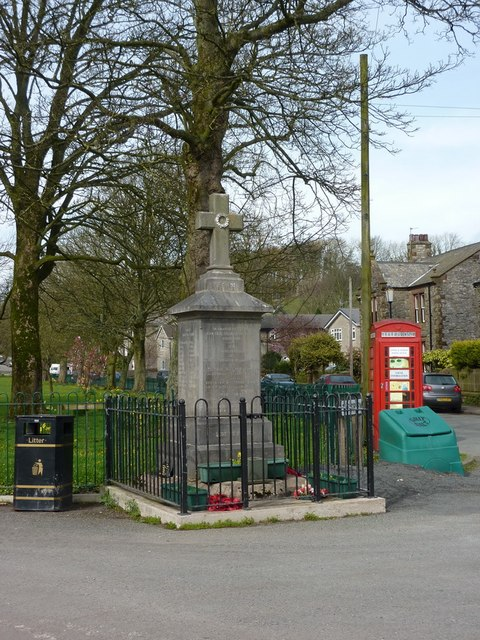 War Memorial, Lindal-in-Furness