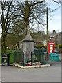 SD2575 : War Memorial, Lindal in Furness by Alexander P Kapp