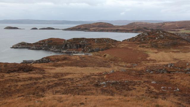 View Towards Torr Mor