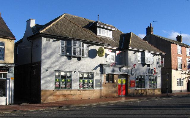 Ripley - bar on High Street