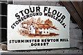 ST7813 : Stour Flour by Des Blenkinsopp