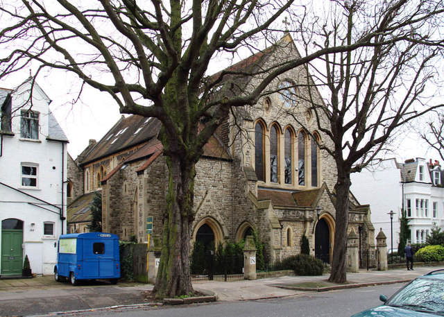 Christ Church, Kew Road