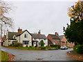 SP1246 : Houses in Pebworth by Nigel Mykura