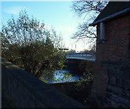 SK3536 : Derby - St Mary's Chapel Area by David Hallam-Jones