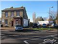 TL4164 : Crossways Garage, Oakington by Hugh Venables