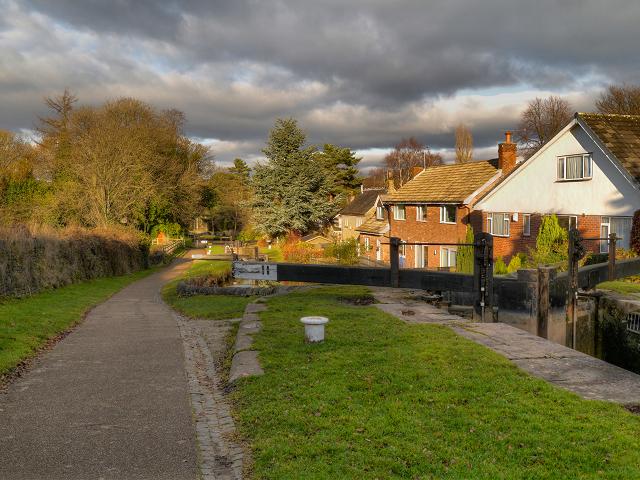 Lock#11, Peak Forest Canal