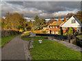 SJ9688 : Lock#11, Peak Forest Canal by David Dixon