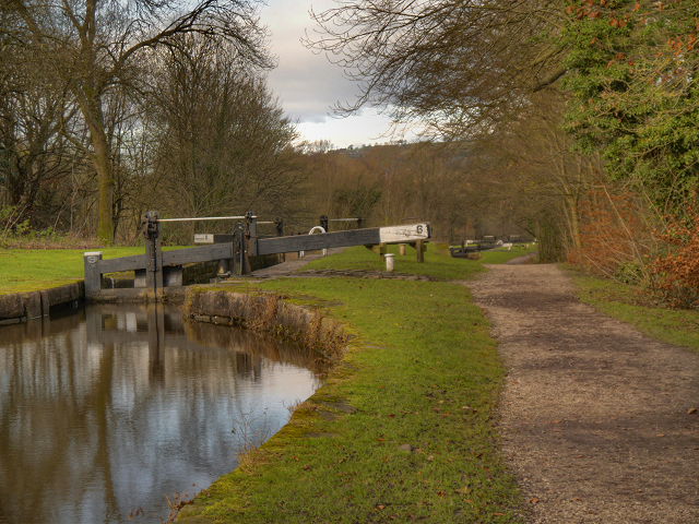 Lock#6, Peak Forest Canal
