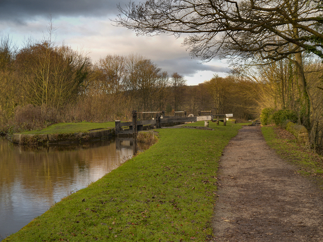Peak Forest Canal at Marple