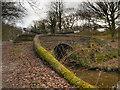 SJ9689 : Peak Forest Canal, Bridge at Lock #3 by David Dixon