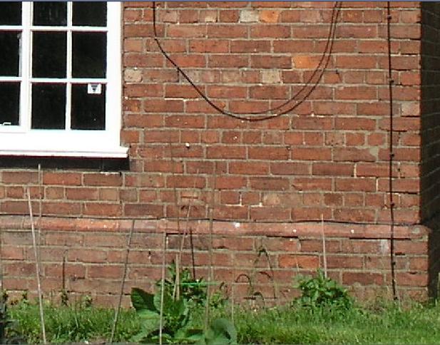 Cut Mark: Brackenborough, 1 Brackenborough Road