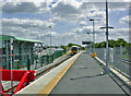 SP7815 : Aylesbury Vale Parkway station by Ben Brooksbank