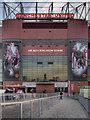 SJ8096 : Sir Alex Ferguson Stand, Old Trafford by David Dixon