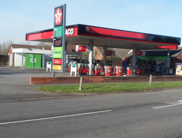Pyle Road Texaco, Pyle