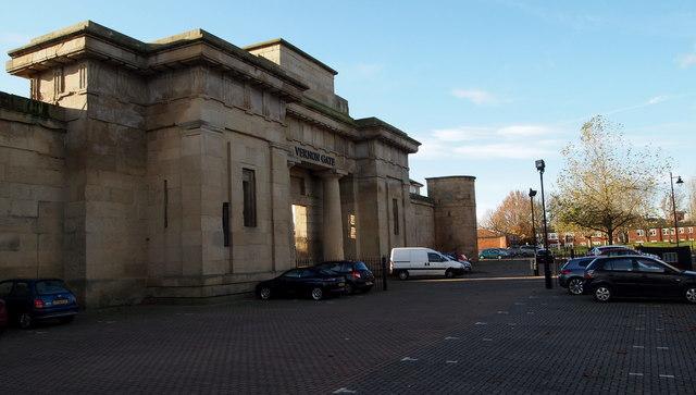 Derby - Vernon Gate