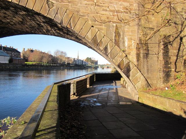 Riverside Walkway, Ayr