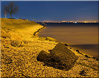 TA0225 : Hessle Foreshore by Andy Beecroft