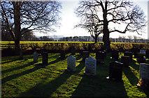SD4964 : Halton burial ground by Ian Taylor